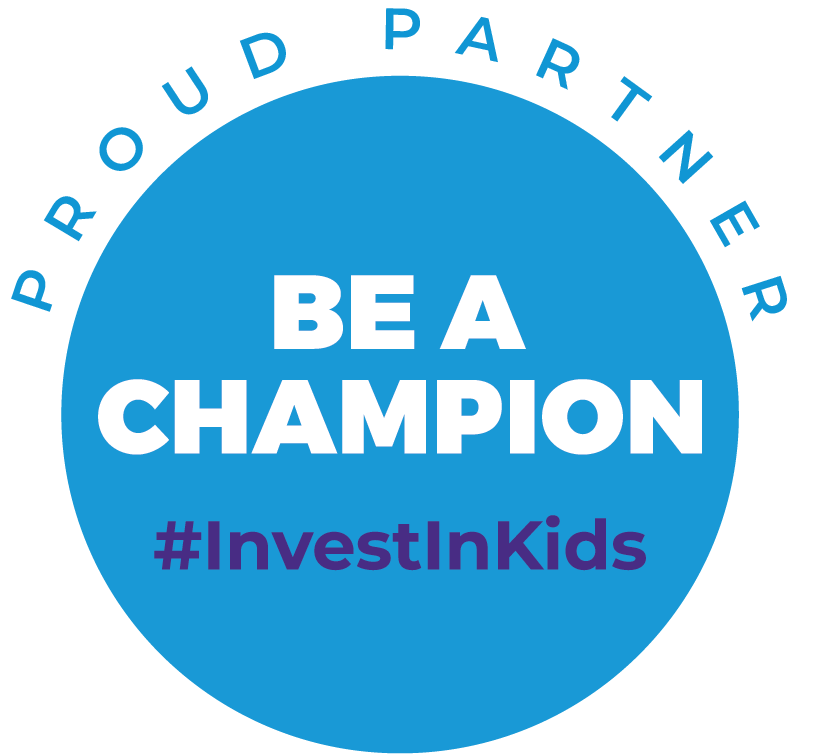 list of partners for invest in kids campaign