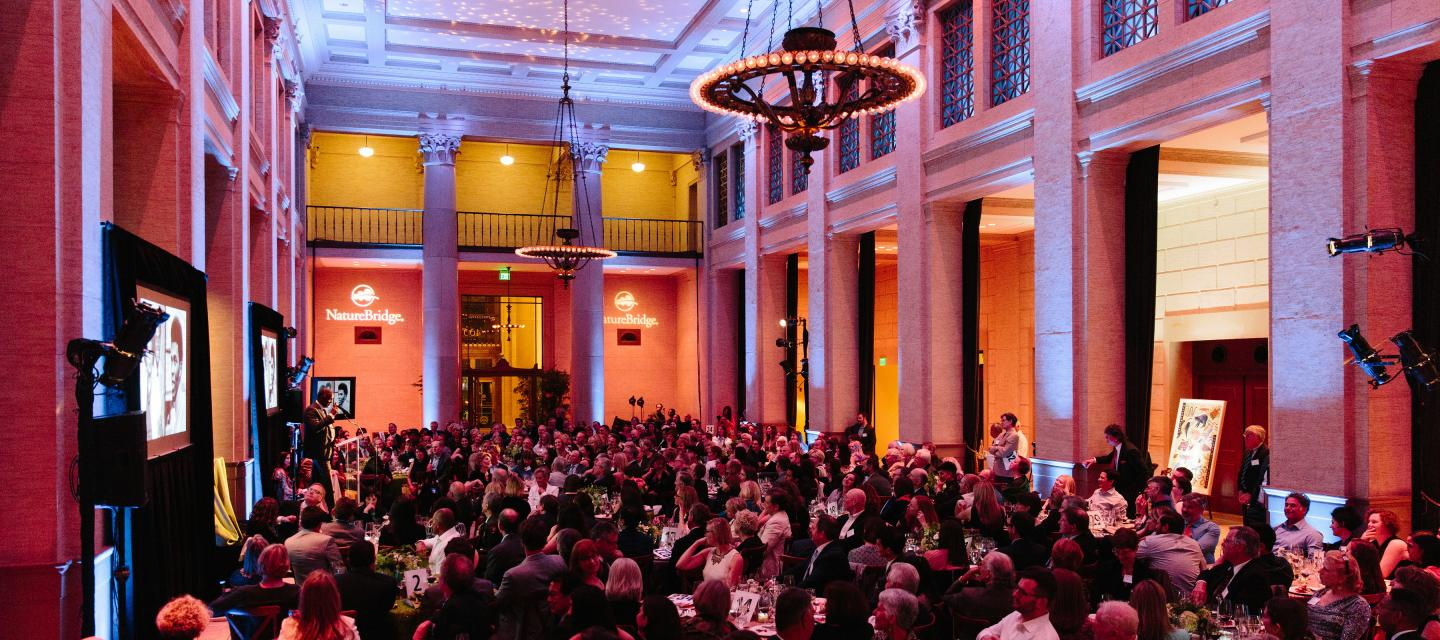 The 2017 Gala at the Bently Reserve in downtown San Francisco.