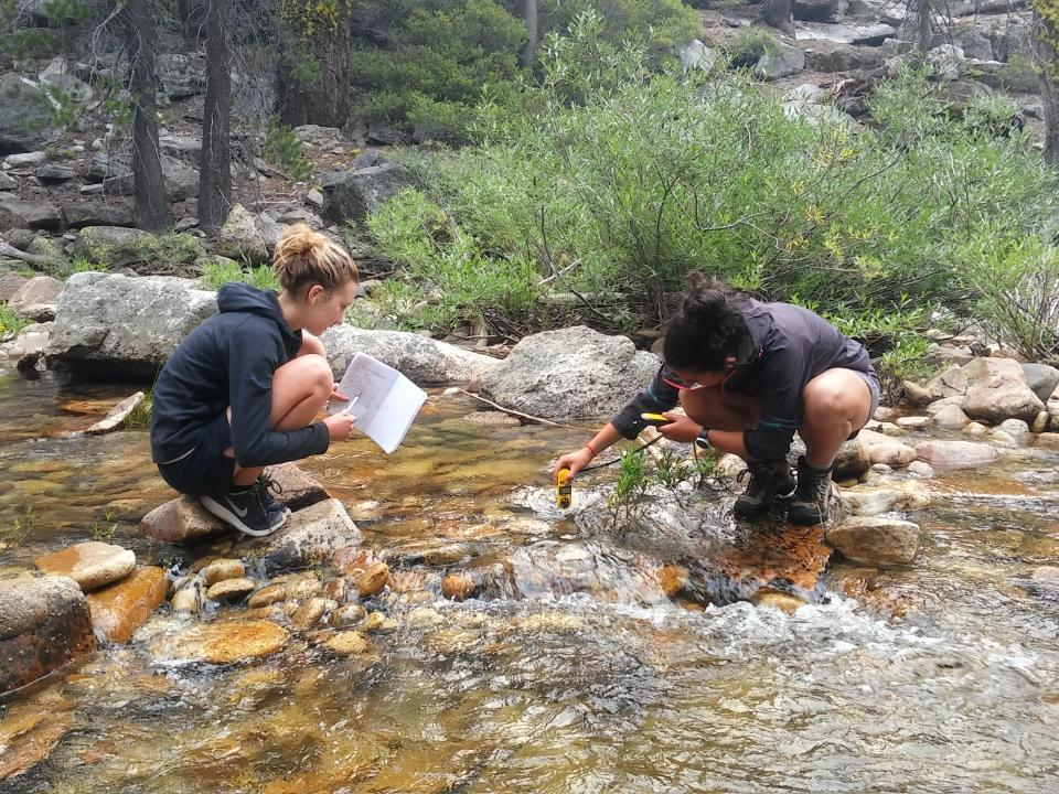 Science in Yosemite National Park