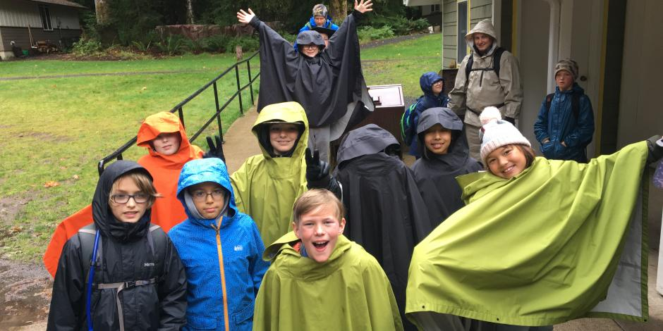 Outdoors For Everyone Poncho