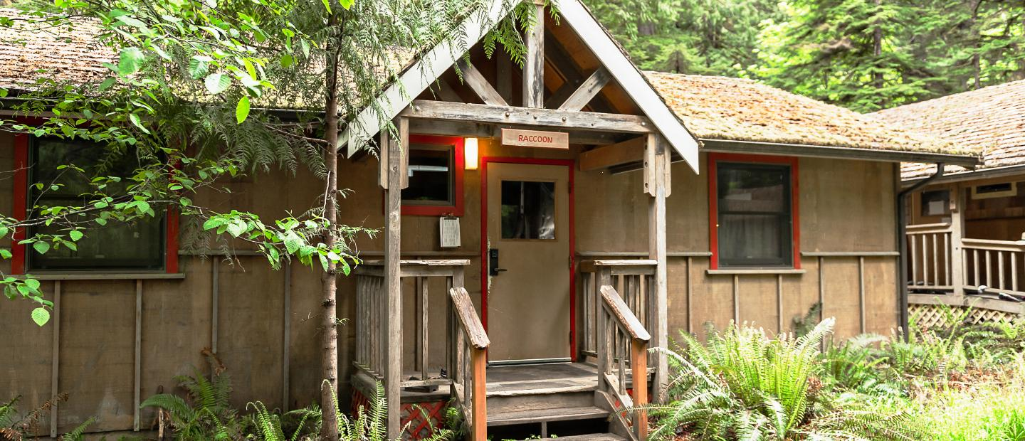 Shared dorms at NatureBridge in Olympic National Park